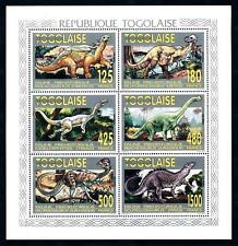 [75890] Togo 1994 Prehistoric Animals Dinosaurs Mini Sheet MNH