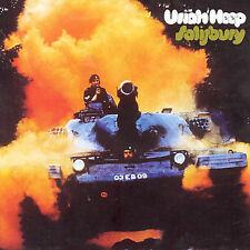 Salisbury [UK Bonus Tracks] by Uriah Heep (CD, Apr-2010, Sanctuary (USA))