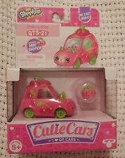 Shopkins. Series 3.  Cutie Cars w/ Mini Shopkin QT3-21 Cherry Ride.
