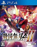 USED PS4 PlayStation4 Samurai Warriors 4-II - PS4