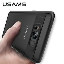 USAMS Full Protective Case for Samsung Galaxy S8 TPU & Acrylic T... Best service