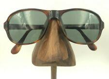 Vintage MontBlanc Morel Tortoise Oval Aviator Sunglasses Frames France