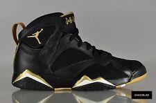 Nike Air Jordan 7 VII Retro Black Gold GMP Golden Moments Size 10. 535357-935