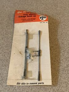 Vintage NOS DU-BRO 101 Strip Aileron Linkage Hook-Up c