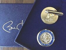 From The President Obama White House - Authentic Presidential Seal Cufflinks!
