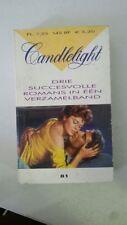 candle light : DAIRE SUCCESVOLLE ROMANS IN EEN VERZAMELBAND onderweg naar 1999