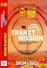 Tranz-Mission - 1st September 2019 - DNB (6X CD PACK)
