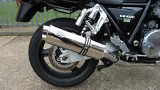 Honda CB1000 Big One Super quatre Inoxydable Ovale Twin Hors-Route Juridique MTC exhaust