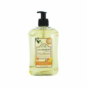 French Liquid Soap Citrus Blossom 16.9Oz