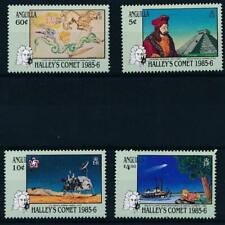 [313763] Anguilla good set of stamps very fine MNH