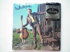 Johnny Hallyday - Hallelujah - CD Mercury 2018