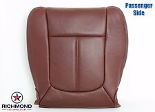 2011 Ford F250 F350 King Ranch -Passenger Bottom Replacement Leather Seat Cover