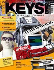 Music-Producer Setups - Daw Auf Keys DVD con Bucles Samples Workshops y Pruebas