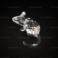 RARE Retired Swarovski Crystal Zodiac Rat 275436 Mint Boxed