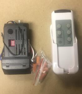 Ceiling Fan Remote Control Kit (Fan speed and Light)