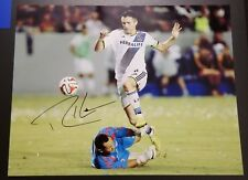 ROBBIE KEANE Signed Autographed 8.5x11 Photo LA GALAXY Ireland Soccer