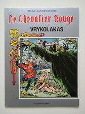 EO 1985 (état neuf) - Le chevalier rouge 15 (vrykolakas) - Vandersteen - Erasme