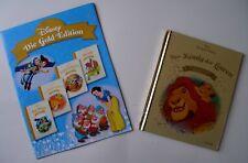 Disney - Die Gold Edition - Der König der Löwen - Buch Nr. 1 plus Heft