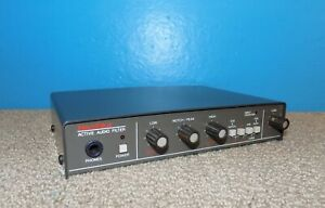 Heathkit HD-1418 Active Audio Filter Very Good Condition Free Shipping