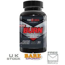 Pure Clinical - Pure Burn (90 Caps) - Fat Burner - Raspberry Ketones - T2