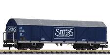"Liliput - ref.265654 - Vagón frigorífico TThs 4 ejes ""Selters"" de la DB, ep.IV"