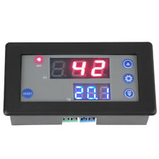 12V Timing Delay Module Cycle Relay Timer Digital LED Display MI