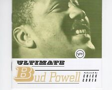 CD BUD POWELLultimateVERVE 1998 EX+    (R2085)