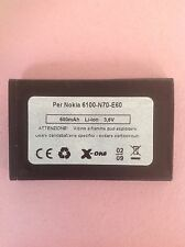 BATTERIA NOKIA-6600-1100- BL-5C-COMPATIBILE  made in Italy    QUALITY TOP