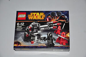 LEGO Star Wars 75034 Death Star Troopers - New (Free Shipping)