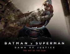 Batman v Superman: Dawn of Justice: The Art of the Film by Adam Newell (Hardback, 2016)