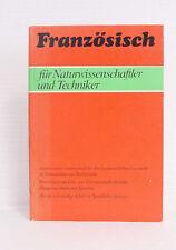 Französisch für Naturwissenschaftler und Techniker, 1987