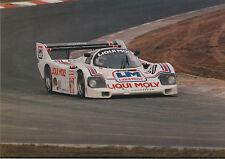 #30 Porsche 956 Liqui Moly Nurburgring Eifelrennen 1986 Foto Weitz fotografía