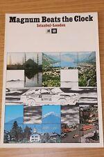 Vauxhall Magnum Istanbul - London Sales Folder 1974