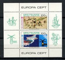 Turkish Cypriot Posts 1983 SG#MS134 Europa MNH M/S Cat £30 #A35846