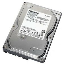 "Toshiba 1TB Desktop SATA Internal 3.5"" DT01ALA100 HDD 6GB/s"
