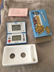 Game & Watch Nintendo Goldcliff (Gold Cliff)