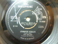 "The Hollies – Jennifer Eccles 1968 7"" Parlophone R 5680"