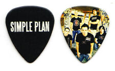 Simple Plan Band Photo Promotional Guitar Pick
