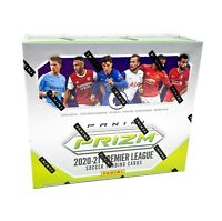 2020-21 Panini Prizm EPL Premier League Breakaway Soccer Hobby Box IN HAND! HOT