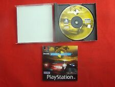 Ps1/SONY PLAYSTATION 1 gioco-Total DRIVIN SLES - 00307