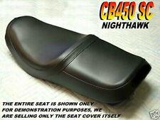 CB450SC seat cover for Honda CB450 SC Nighthawk 450 180