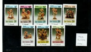 A Fantastic mint Cambodia group of 1993 issues