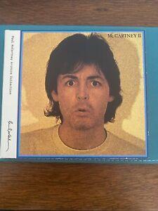 PAUL MCCARTNEY - Mccartney Ii (archive Collection) - 2 CD - Original Recording