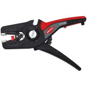 KNIPEX 12 52 195 SB Automatische Abisolierzange 0.08 bis 16mm