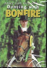 NEW Dressage DVD DANCING WITH BONFIRE Anky van Grunsven