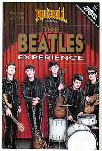 The Beatles Experience #1, Near Mint Minus Condition