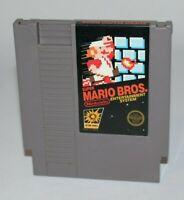 Super Mario Bros NES Nintendo AUTHENTIC Original Tested! RARE!