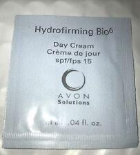 AVON solutions Hydrofirming Bio 6 Day Cream spf-15 NEU Probe