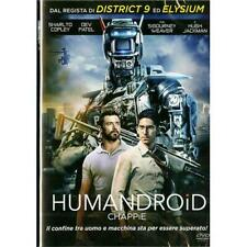 HUMANDROID CHAPPIE DVD