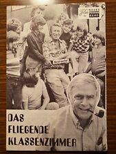 Neues Film-Programm Nr. 6460: Das fliegende Klassenzimmer (Joachim Fuchsberger)